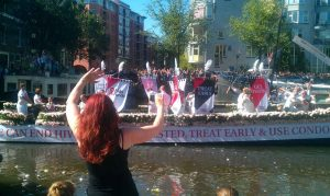 Aids Fonds - Canal Parade 2013